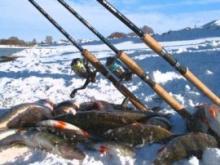Ловля зимой на спиннинг – главные особенности