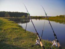 Как оснастить фидерное удилище для ловли на течении