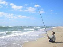 Морская рыбалка – ловля глосика.